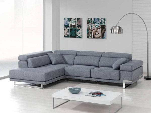 Chaiselongue con terminal modelo SUNSET