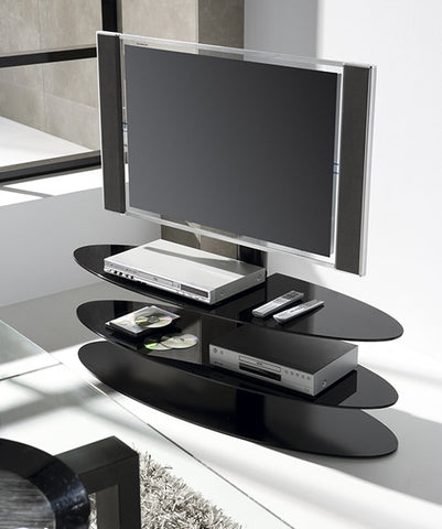 Mueble de TV modelo GLASS0099