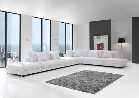 Rinconera grande color blanco _ modelo CALIFORNIE _ tiendas sofas SIDIVANI Madrid