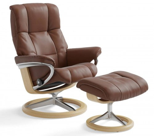 Sillon STRESSLESS modelo MAYFAIR con pie Signature