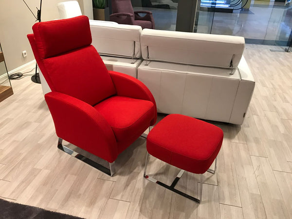 Outlet sofa sof s y sillones en liquidaci n madrid - Outlet telas tapiceria madrid ...