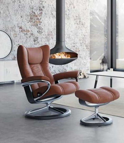Sillon STRESSLESS modelo WING