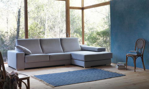 Chaiselongue modelo GALIA con Brazo Abatible