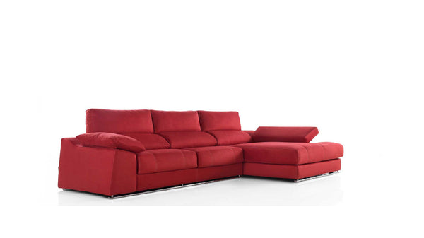 Chaiselongue modelo SIRACUSA con brazo Abatible