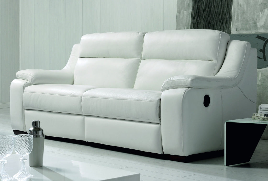 Sofas de piel madrid cheap sof cheslong plazas de tela o for Sofas piel madrid