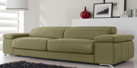 sofa color verde caqui madrid