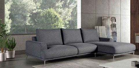 Chaiselongue de diseño modelo JAZZ en tela