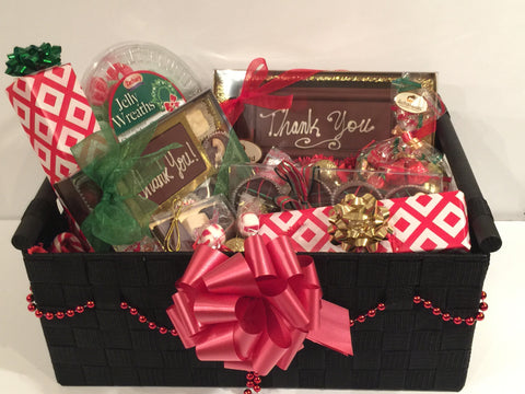 Create a Gift Basket -- $80 Value