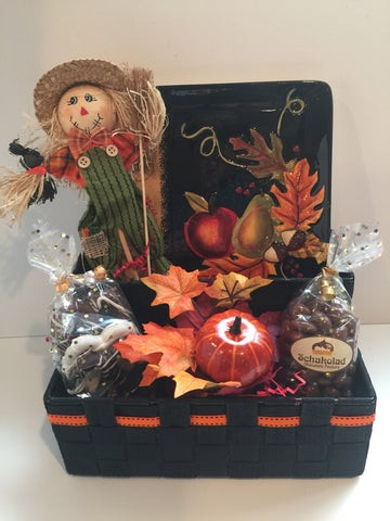 Colors of Fall Basket