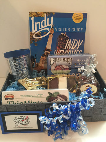 Indiana Welcome Basket