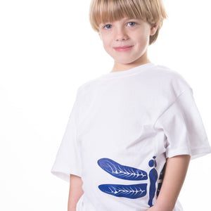 Dragonfly Kid's Graphic Tee