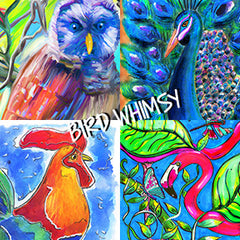 Bird Whimsey Collection