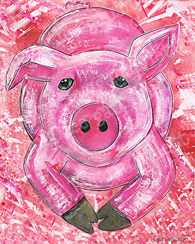 Piggy Whimsey