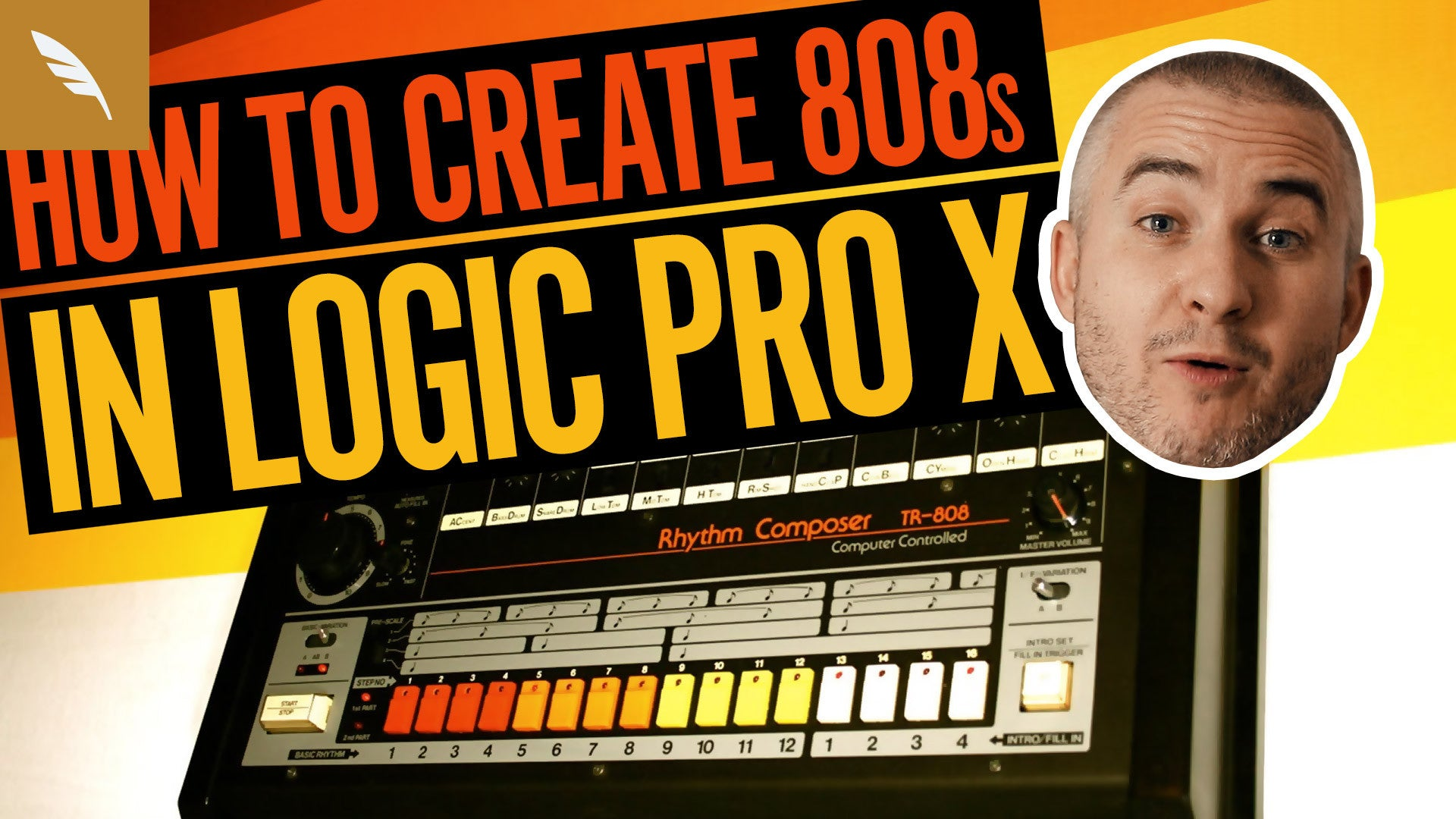 How To Create 808s In Logic Pro X