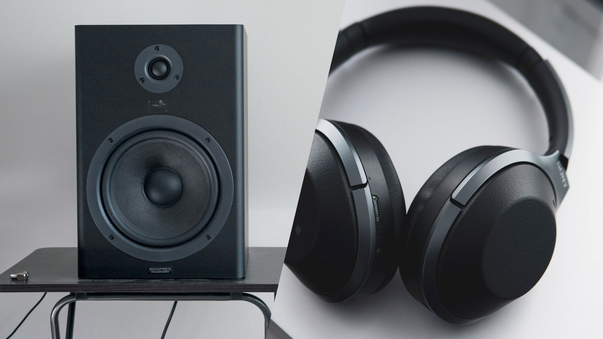 Headphones or monitors: what should you buy first?