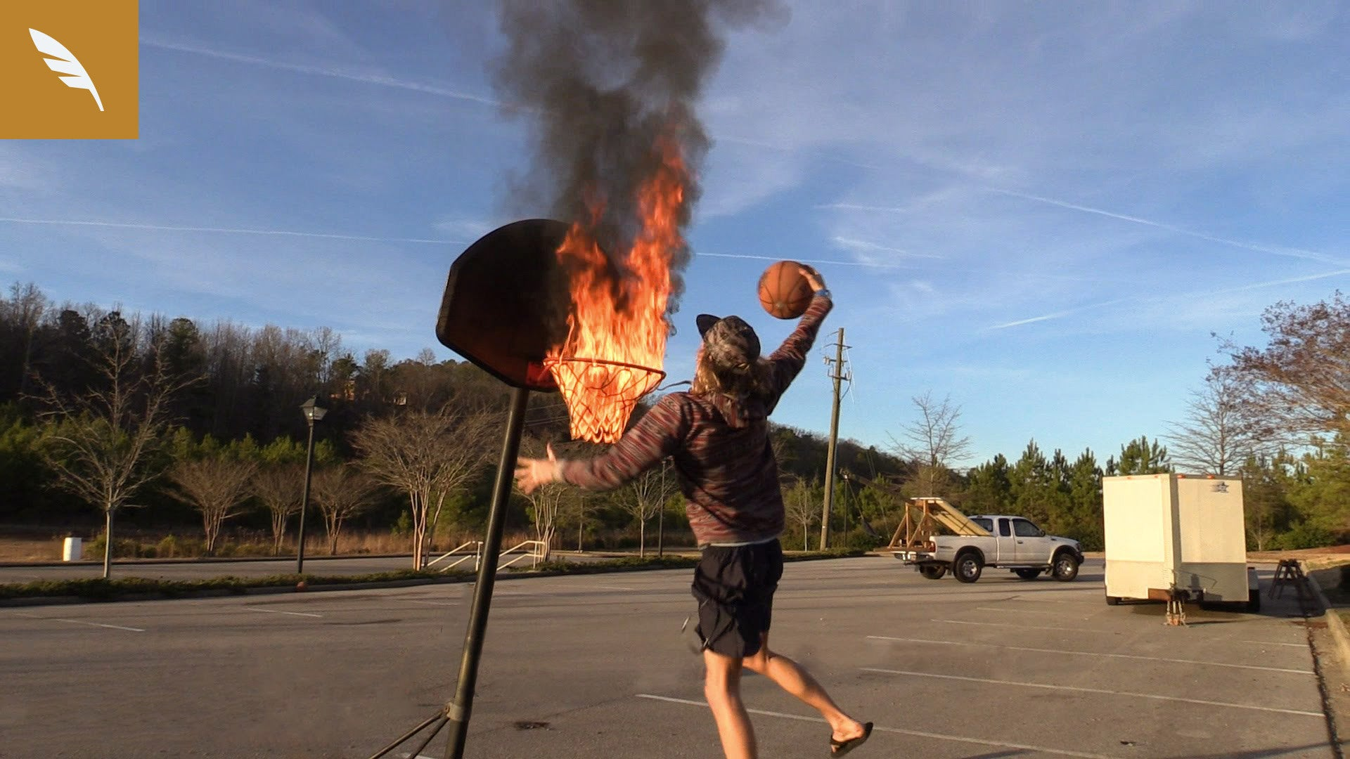 Legendary Shots | Top 14 Trick Shots of 2014