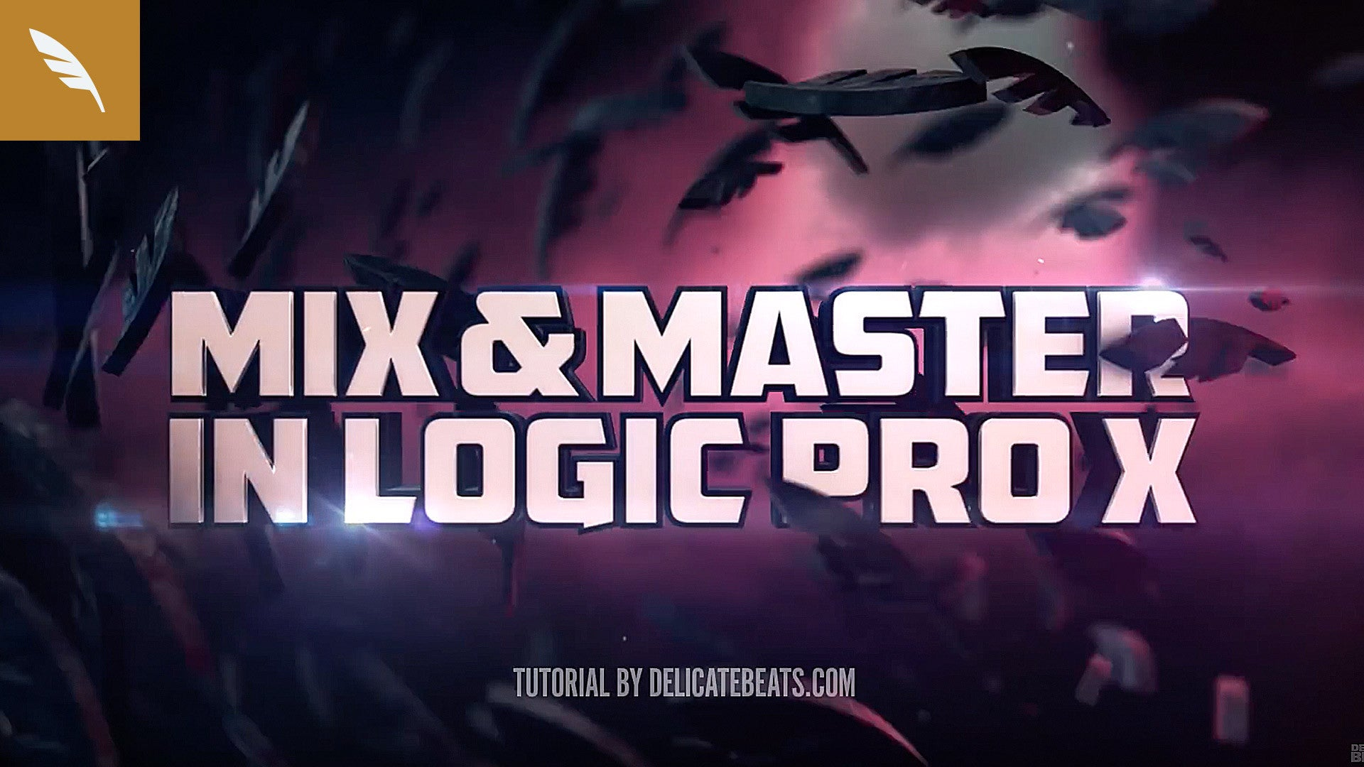 Mixing & Mastering in Logic Pro X  |  Trap