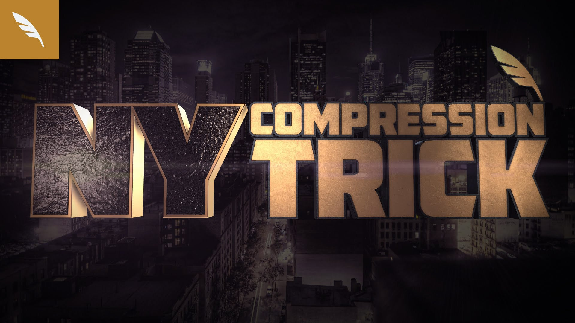 The NY Compression Trick