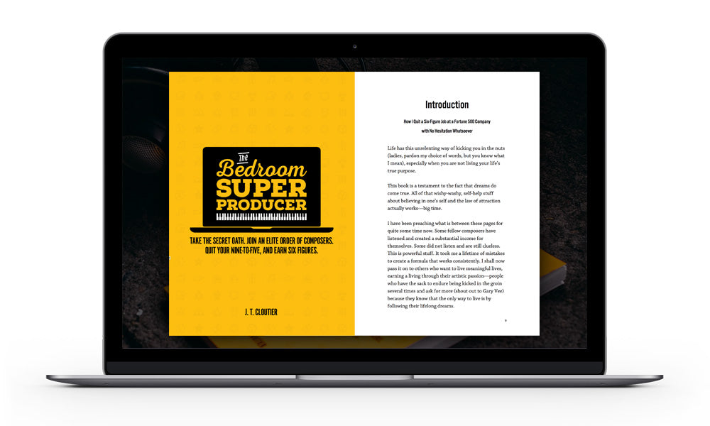 The Bedroom Super Producer (eBook)