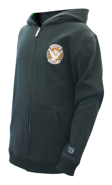 SHAKA ARMY FLEECE