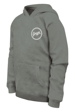 CIRCLE SCRIPT PULL OVER HOODY