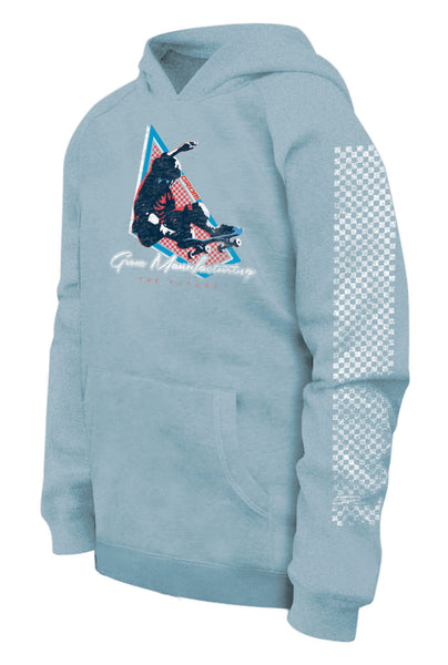 STALE FISH PULL OVER HOODIE