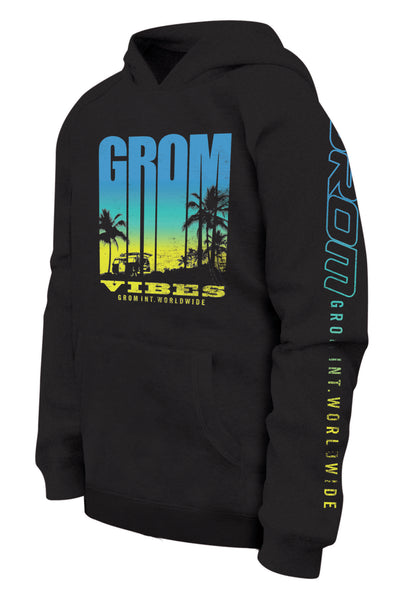 GROM VIBES PULL OVER HOODIE
