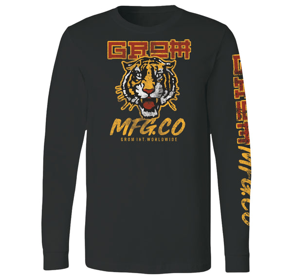 TIGER MFG CO. LONG SLEEVE TEE