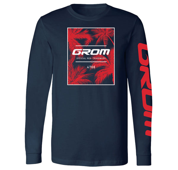 TRADEMARK GROM LONG SLEEVE TEE