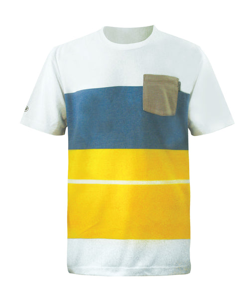 REVERT POCKET TEE KNIT