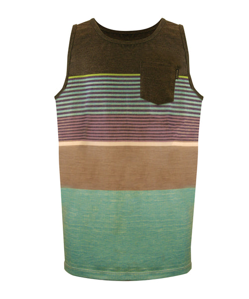 WATERFRONT POCKET TANK KNIT