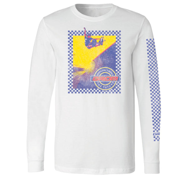 COPING LONG SLEEVE TEE