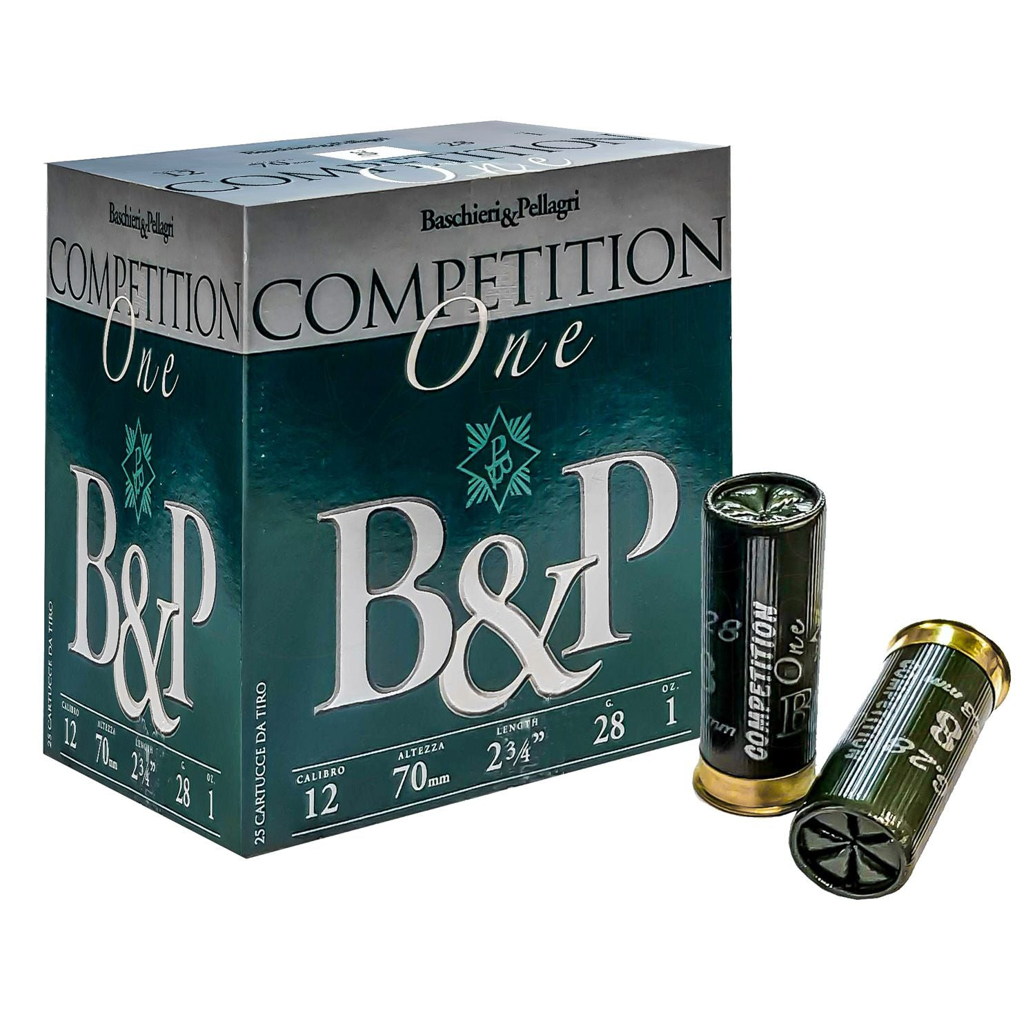 "Competition One Lite 2¾"" 12g 28g 1200FPS"
