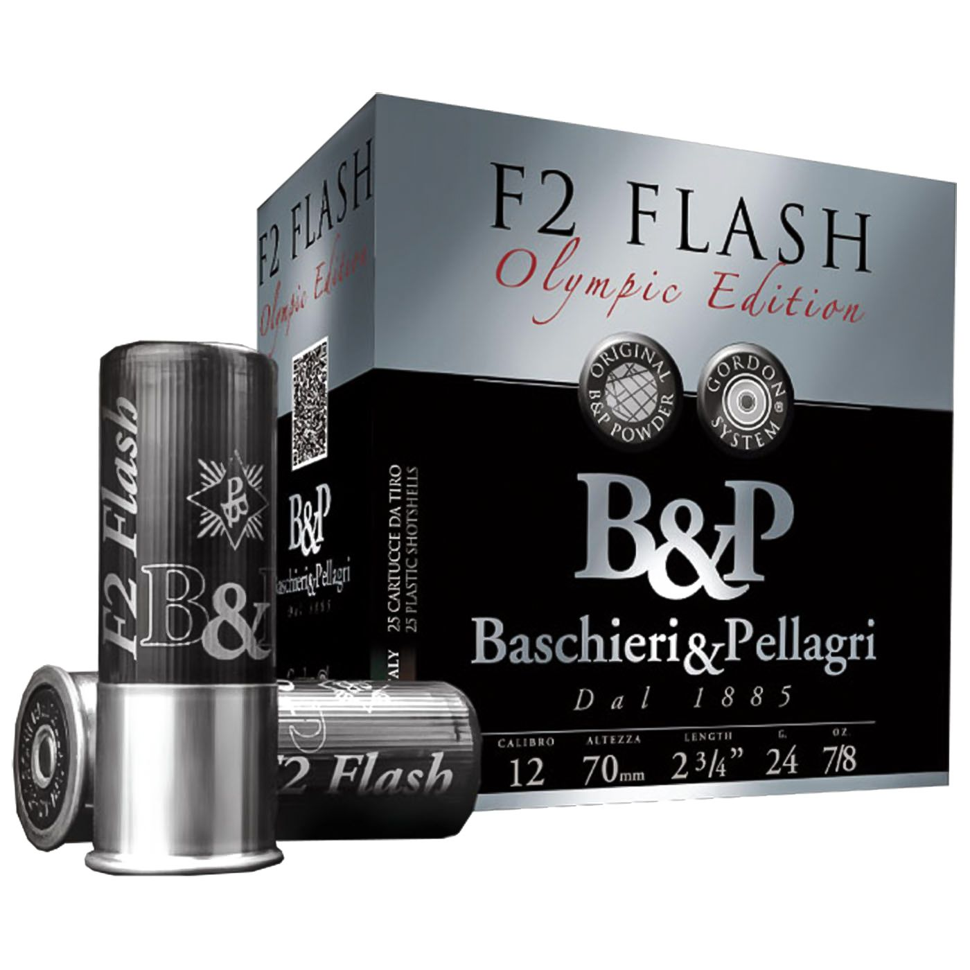 "F2 Flash Olympic Edition 2¾"" 12g"