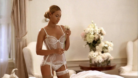 """The Best Thing I Never Had"" video, released June 2011. Lingerie by Agent Provocateur."