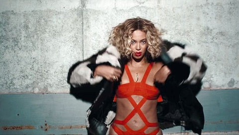 """Yonce"" video, Beyonce album."