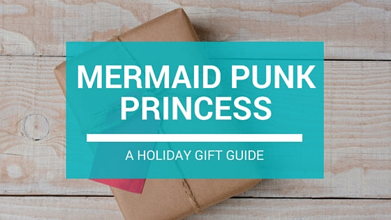 Holiday Gift Guide: Lingerie & Underthings for the Mermaid Punk Princess