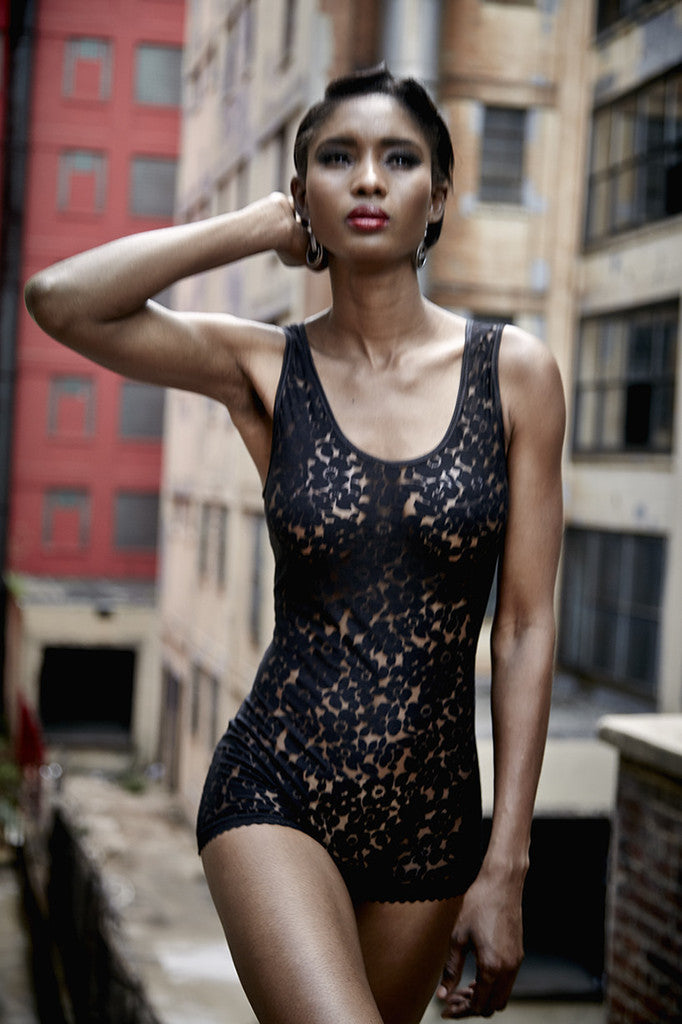 Hawa Bodysuit - Bluestockings Boutique  - 2