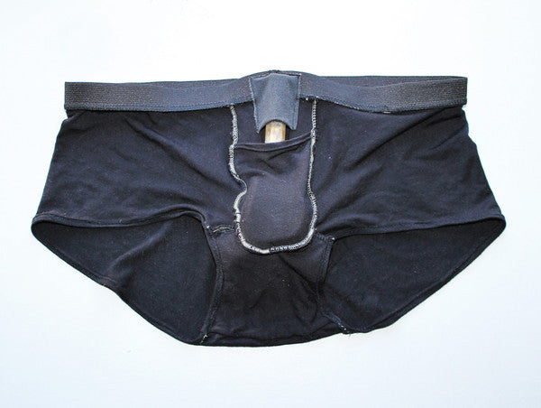 Bamboo Packing Briefs - Bluestockings Boutique  - 2