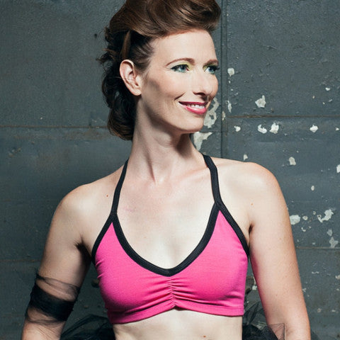 Jennifer Sports Bra - Bluestockings Boutique  - 4