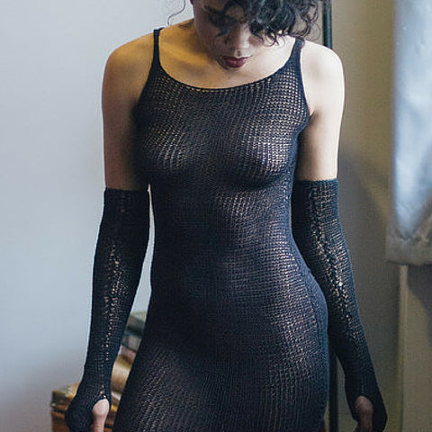 Knit Dress - Bluestockings Boutique  - 1