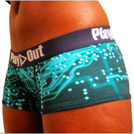 Wired Boxer Briefs - Bluestockings Boutique  - 1