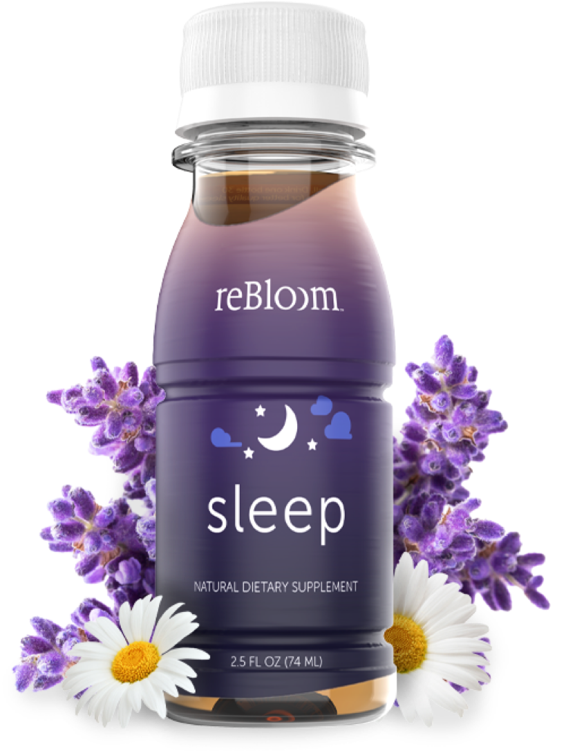 rebloom above the fold bottle