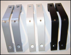 Closet Rod Brackets for Angled Ceilings – Groover Enterprises Inc.