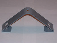 Ordinaire Silver Closet Rod Bracket For Angled (sloped) Ceiling