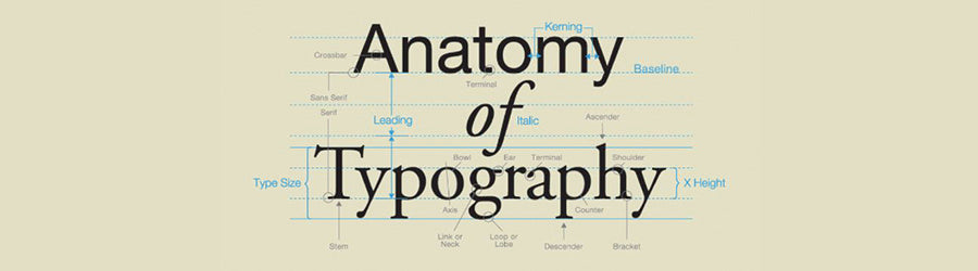 5 Typography Tips & Tricks