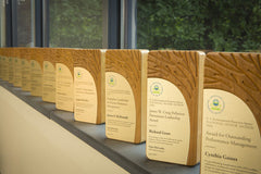 FSC certified corporate awards EPA Honor Awards 2015