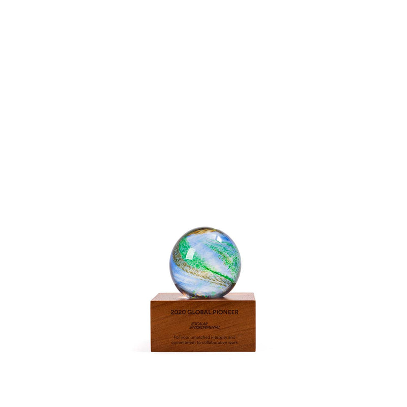 Blue Planet Artisan Glass Award