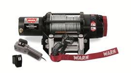 WARN 3000-4500 lb ATV Winches