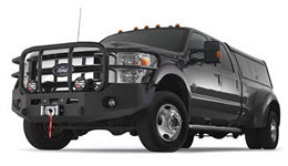 WARN Mounting Systems & Bumpers